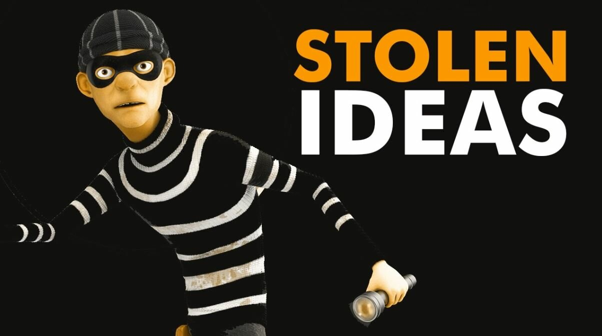 How to avoid others from stealing your idea or copying your trademark