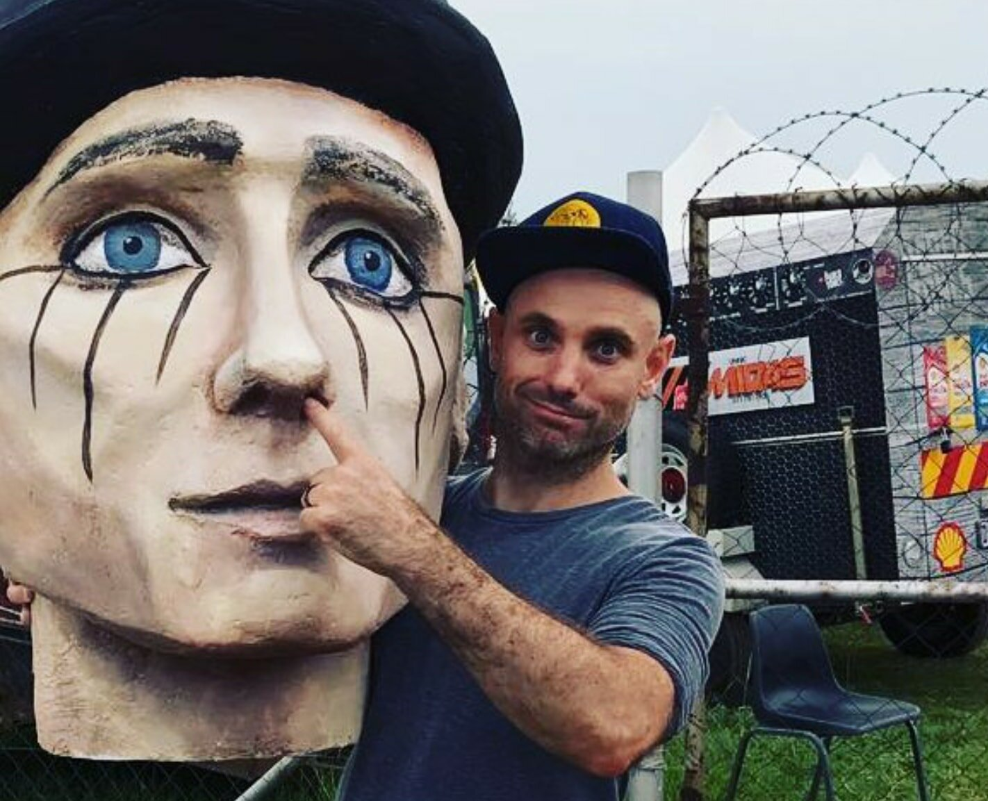 Kahn Morbee (real name 'Dingaan') of The Parlotones opens up about his money