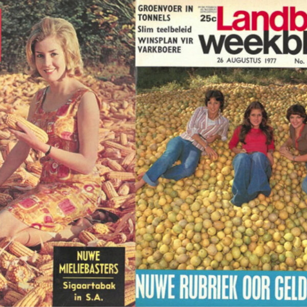 Happy 100th birthday, Landbouweekblad!