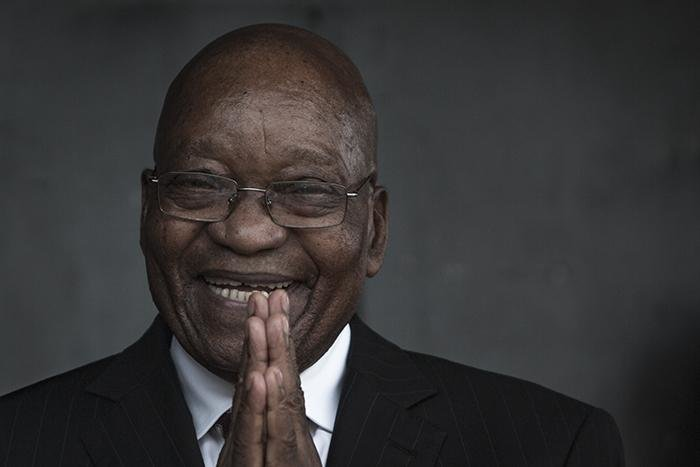 'Jacob Zuma - front and centre of State Capture - cost South Africans R500bn'