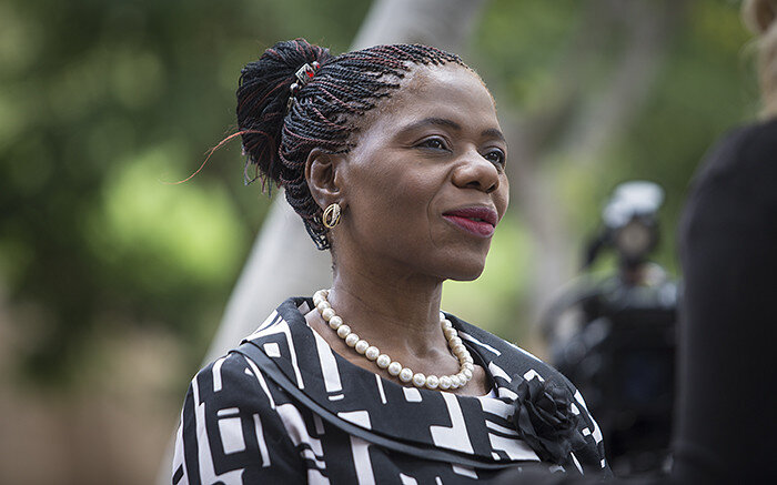 'Thuli Madonsela's name has been mentioned for Deputy President'