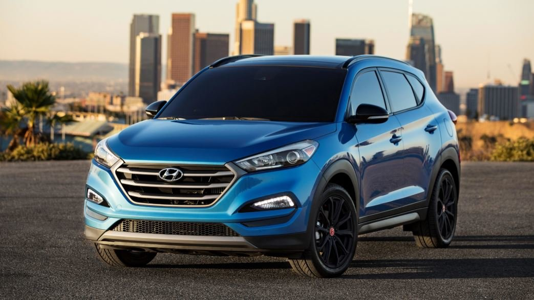 TV ad for facelifted Hyundai Tucson… it's not good!