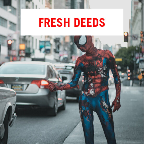 #FreshDeeds: Lerato Hoffele, together with her husband David are making a huge difference in young kids' lives. Take a listen to this!