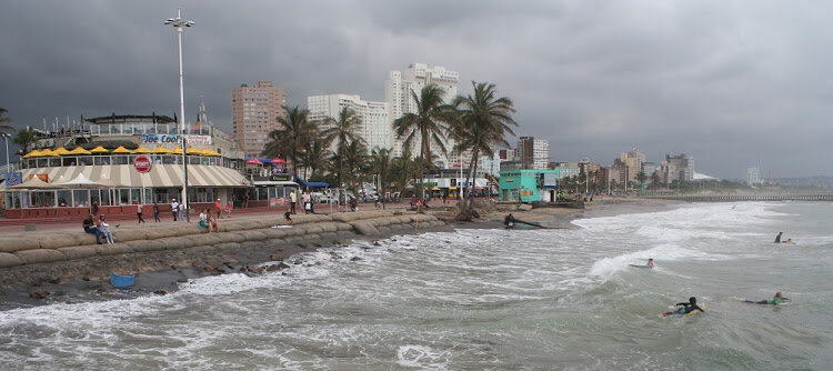 Why Durban's Golden Mile is washing away?