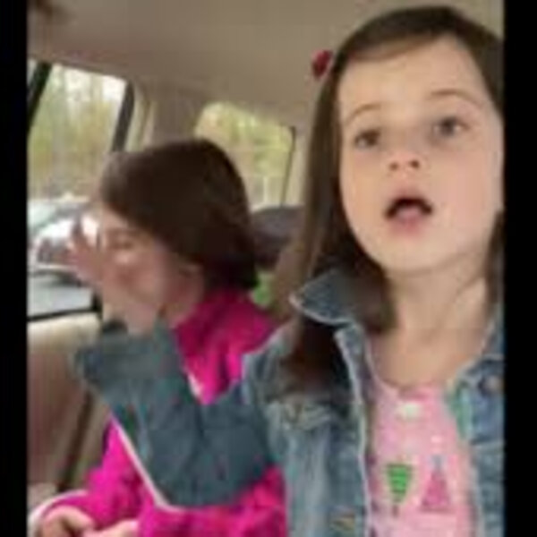What's Gone Viral - 7-year-old girl's explanation of how babies are made