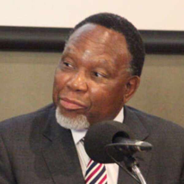 Former SA President, Kgalema Motlanthe on the state of SA