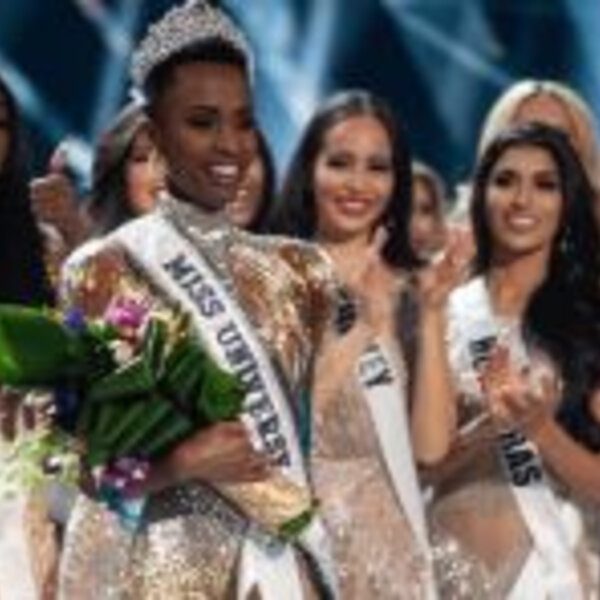 Miss SA Zozibini wins Miss Universe