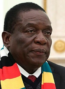 Where is Mnangagwa? A leader always show up for his people