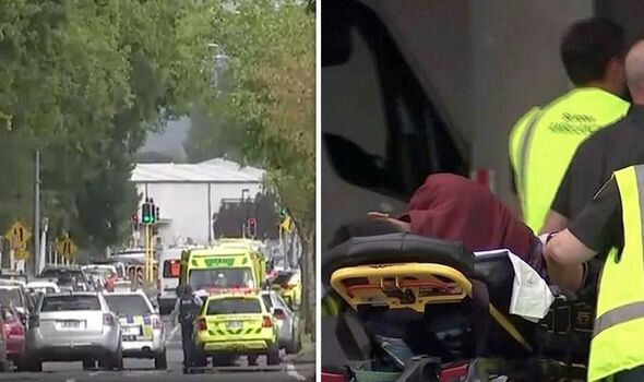 Mass shooting at mosque in New Zealand