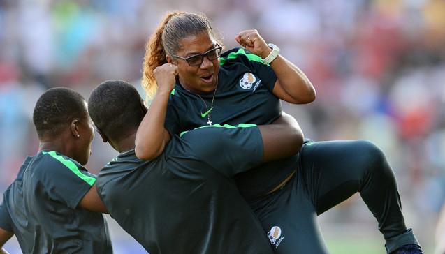 Desiree Ellis CAF coach of the year