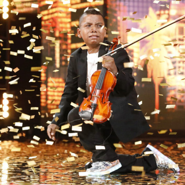 What's Viral - 11-year-old cancer survivor gets AGT judge Simon Cowell's golden buzzer