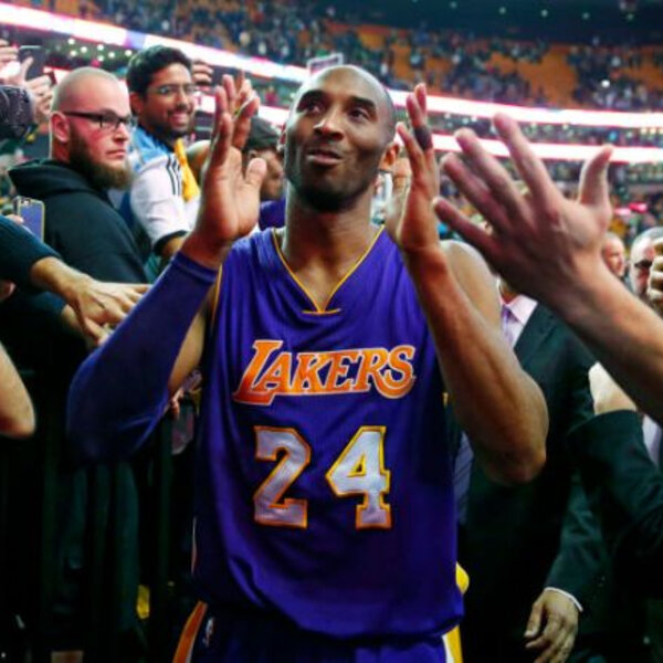 NBA Legend Kobe Bryant passes away