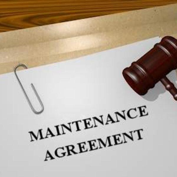Steps against maintenance defaulters