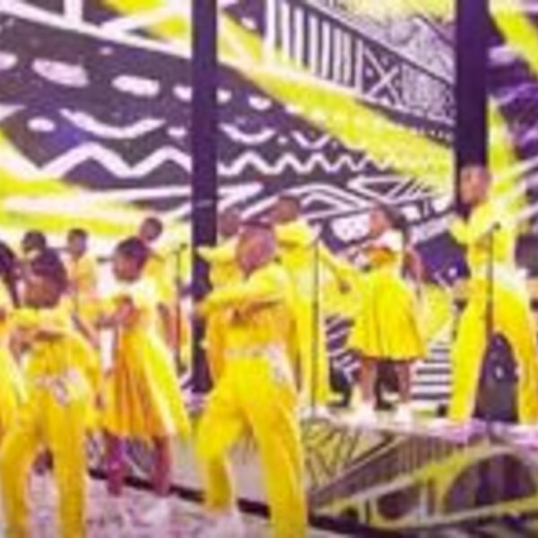 Mzansi's Ndlovu Youth Choir's AGT finale