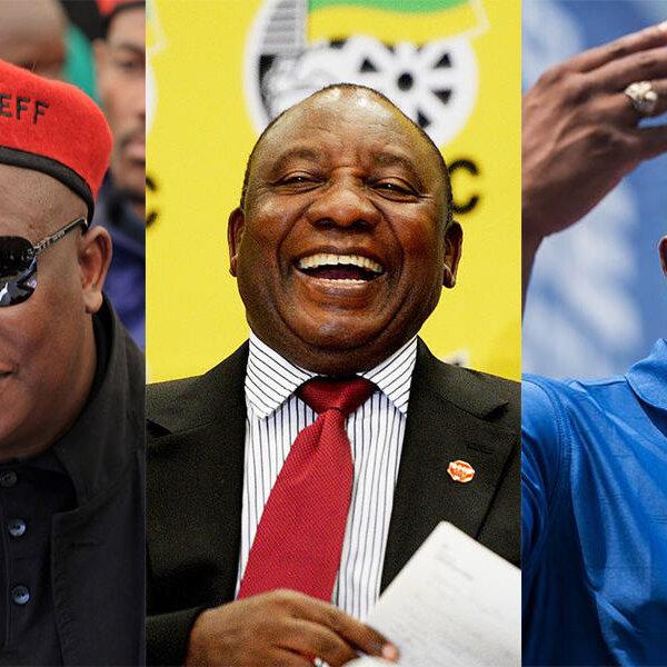Politics 2019: From Zuma spy claims to Maimane saying goodbye