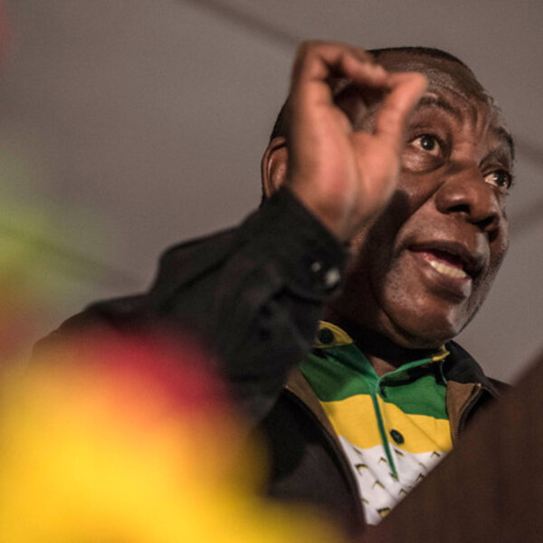 CR17 campaign responds to Public Protector probe on Ramaphosa