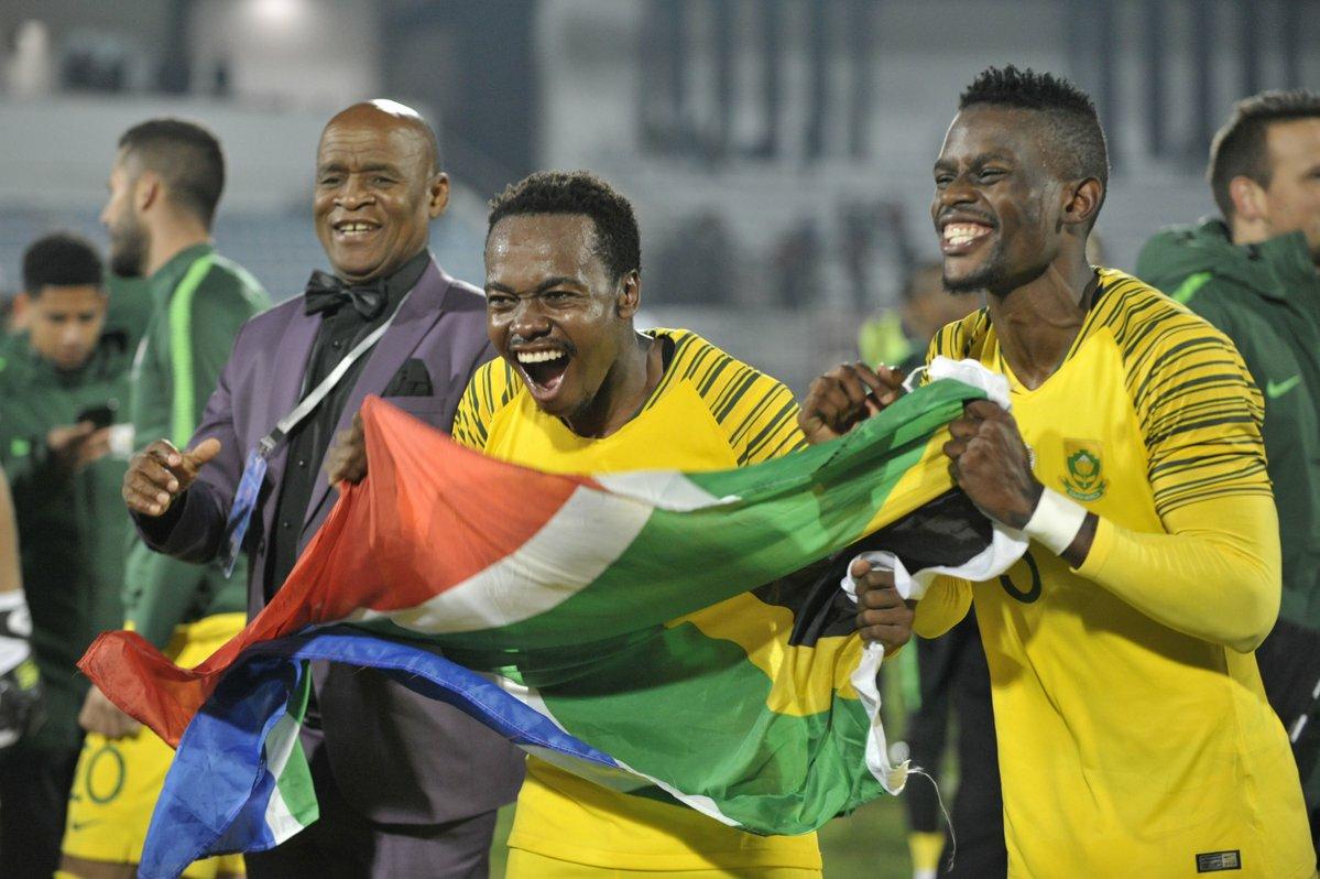 What's Viral - Bafana Bafana