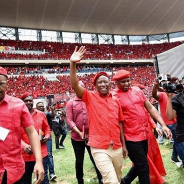 The EFF's Second National Assembly beings today in Nasrec