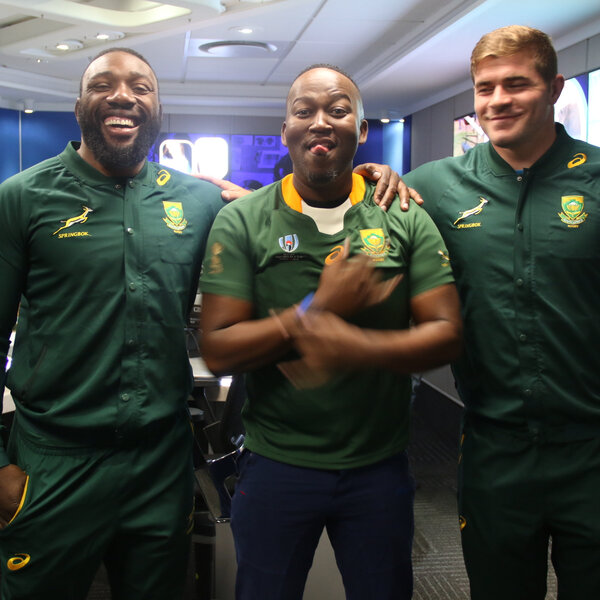 Springboks launch Faces on Numbers campaign