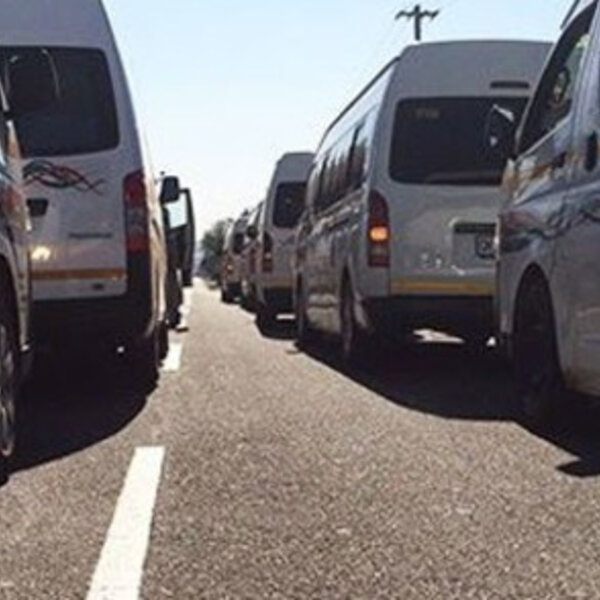 Soweto minibus taxi routes to be reopened