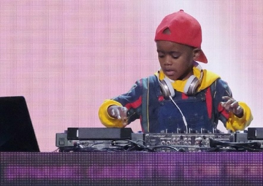 What's gone - Viral DJ Arch Jnr wows Simon Cowell on America's Got Talent