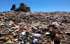 Illegal dumping of waste from Europe causing a health hazard