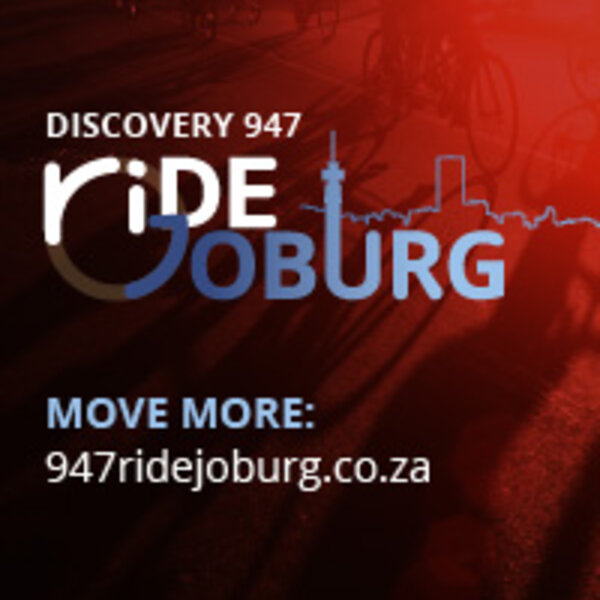 Discovery 947 Ride Joburg which takes place on Sunday 17th November
