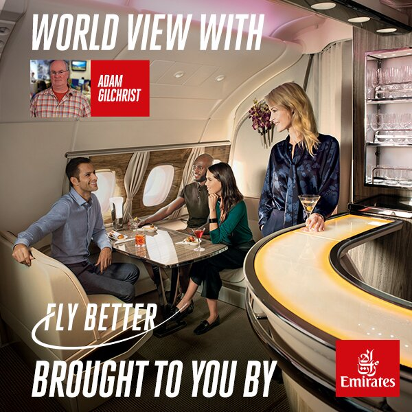The Emirates World View