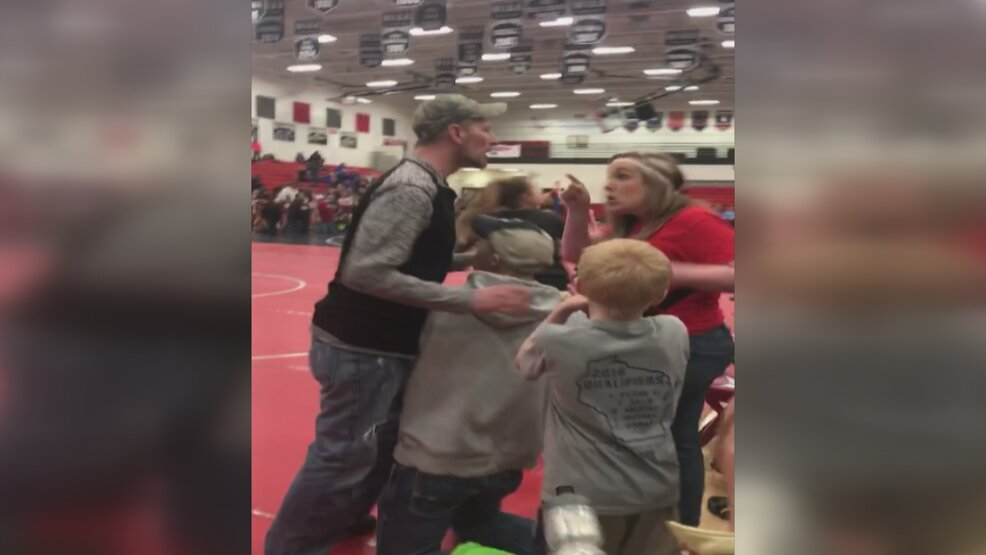 What's gone Viral - Three parents cited after fight at youth wrestling tournament
