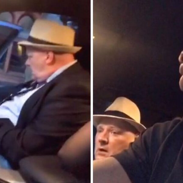 What's Viral - Drunk man gets into comedian's car thinking It's an Uber