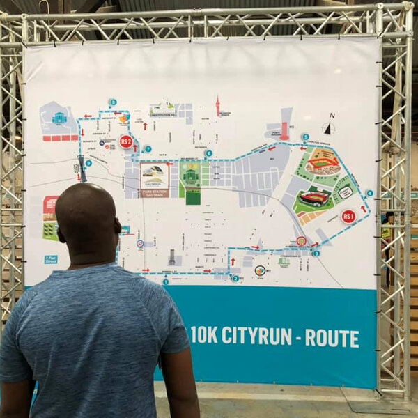 FNB Joburg 10K City Run on Heritage Day