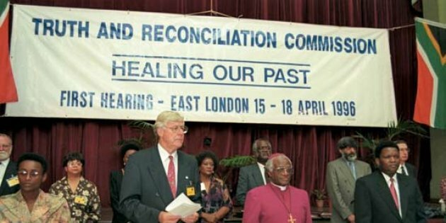 20 years since the submission of the report of South Africa's TRC