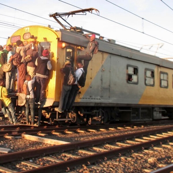 PRASA war room