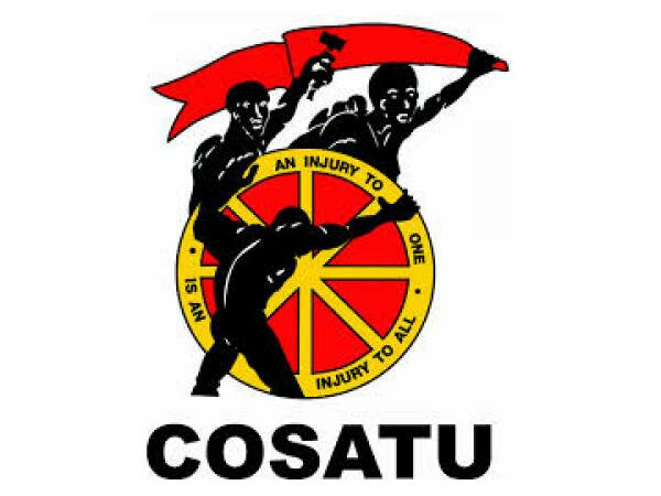 Cosatu calls on all employees to join Wednesday's national strike
