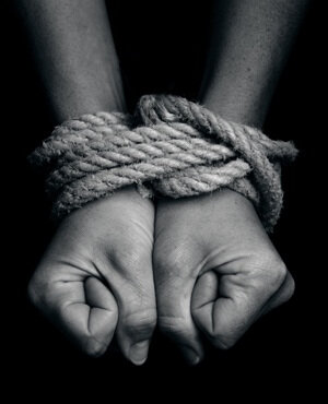 Government takes steps to address human trafficking
