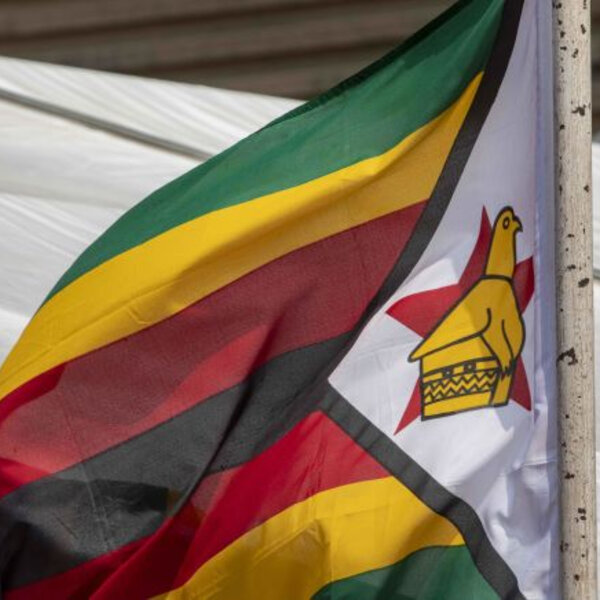 Is Zimbabwe's economy nearing collapse?