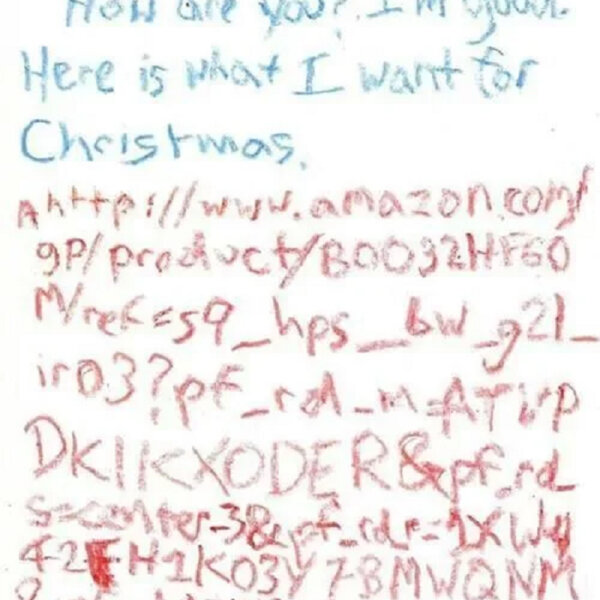 What's Gone Viral - It's official – letters to Santa have had an upgrade