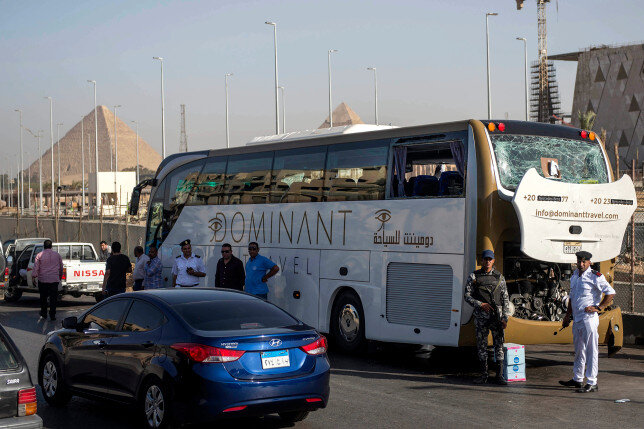 South Africans among those injured in Egypt tourist bus bomb explosion