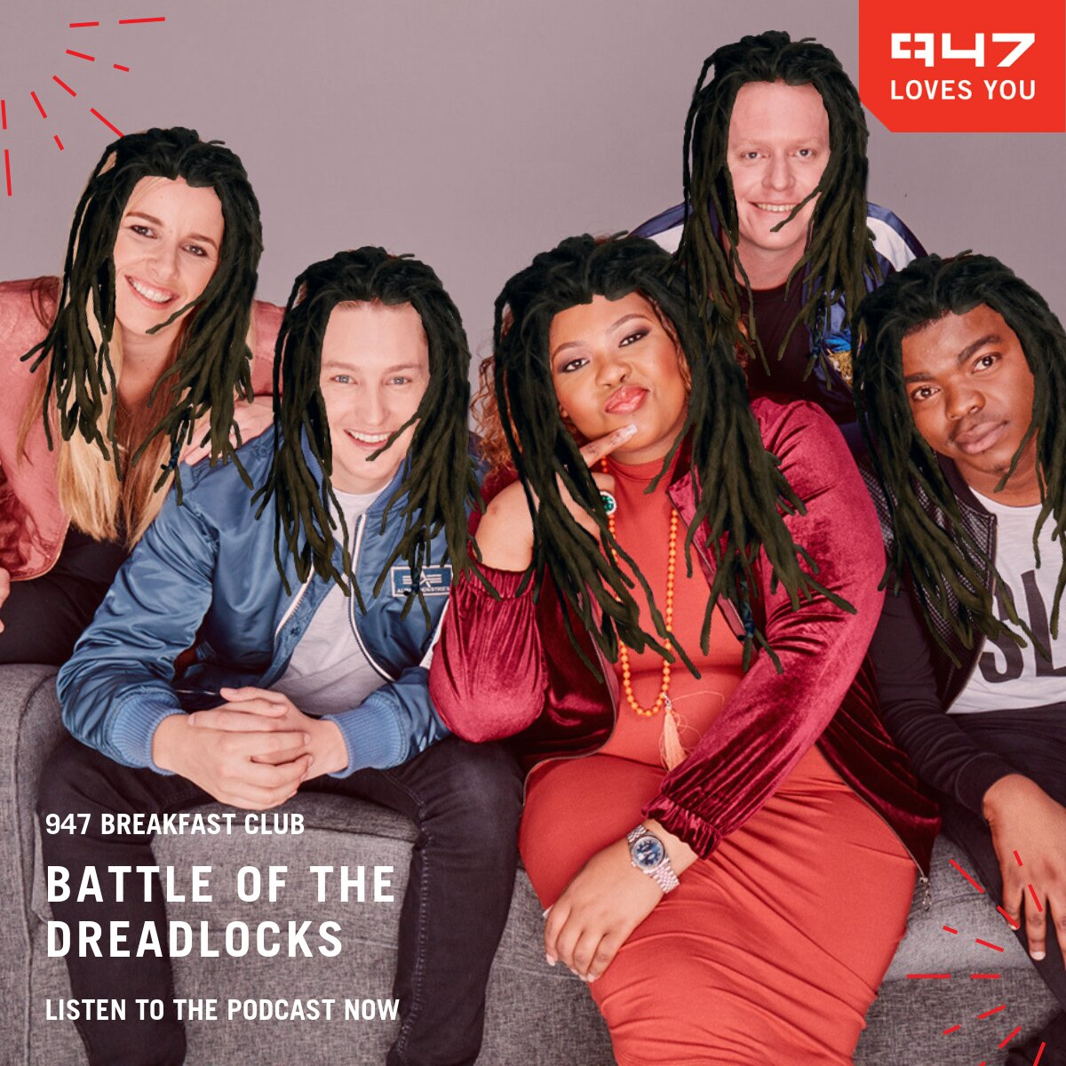 The Battle of the Dreadlocks! The most ridiculous story you've ever heard!