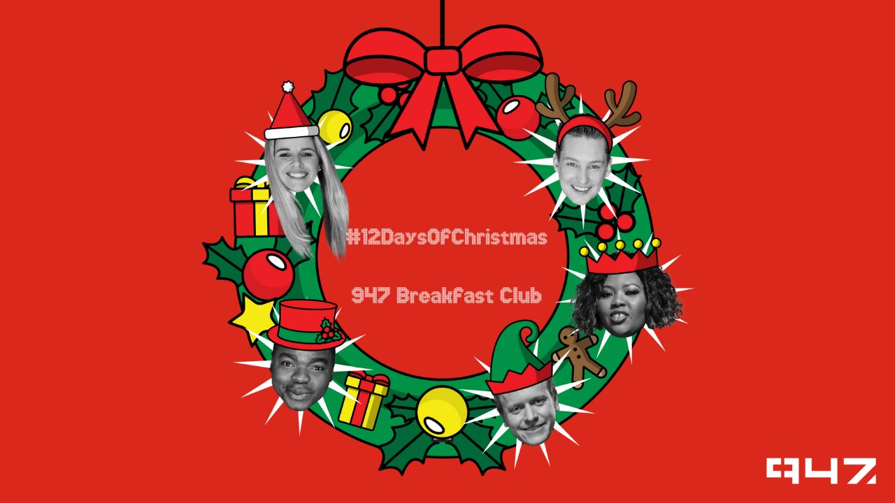 947 Breakfast Club Christmas Song