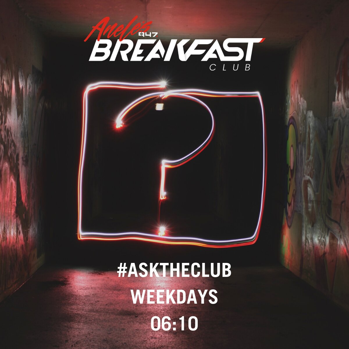 "#Ask the Club: The Club's response to ""howzit""?"