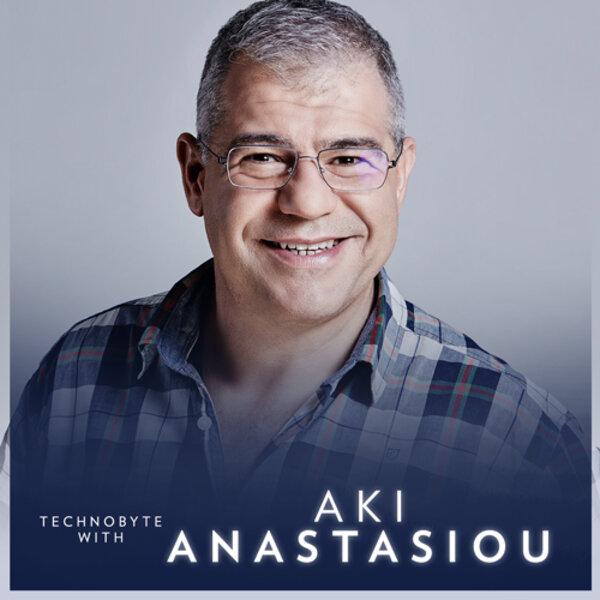 Technology and society with Aki Anastasiou