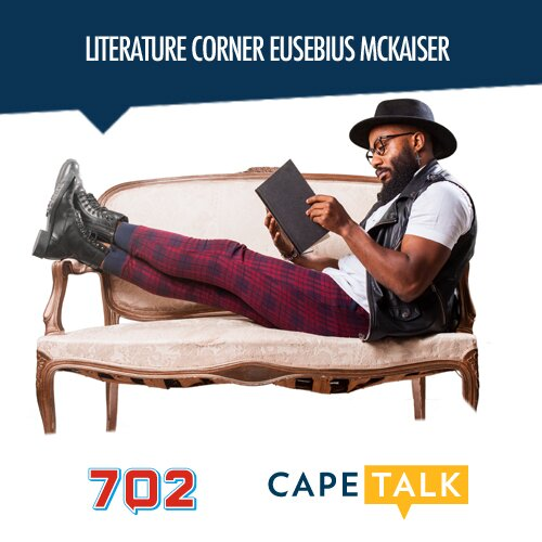 Literature Corner: Review with Karabo Kgoleng