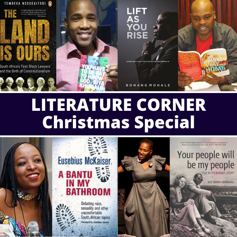 Literature Corner: Christmas Edition of the Litearature Corner