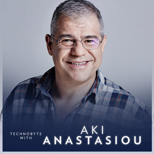 Technobyte with Aki Anastasiou