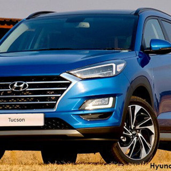 Car Talk: Hyundai Tucson Sport