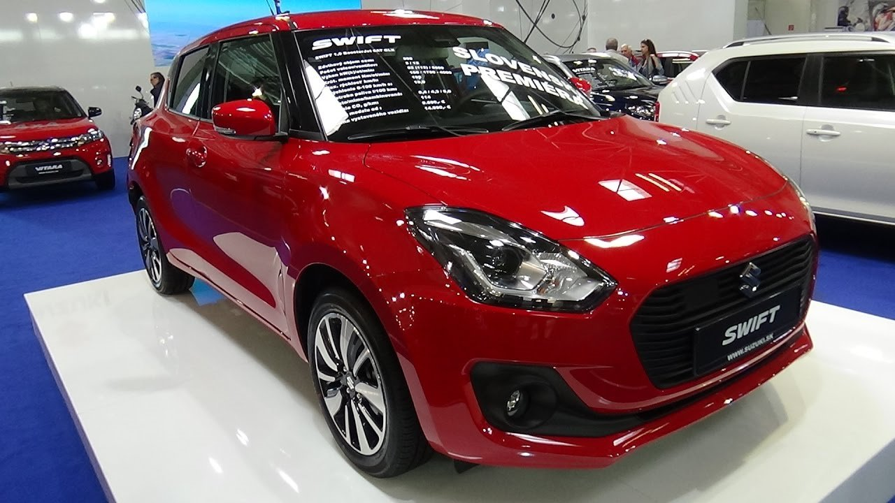 Cars Feature: The New Suzuki Swift