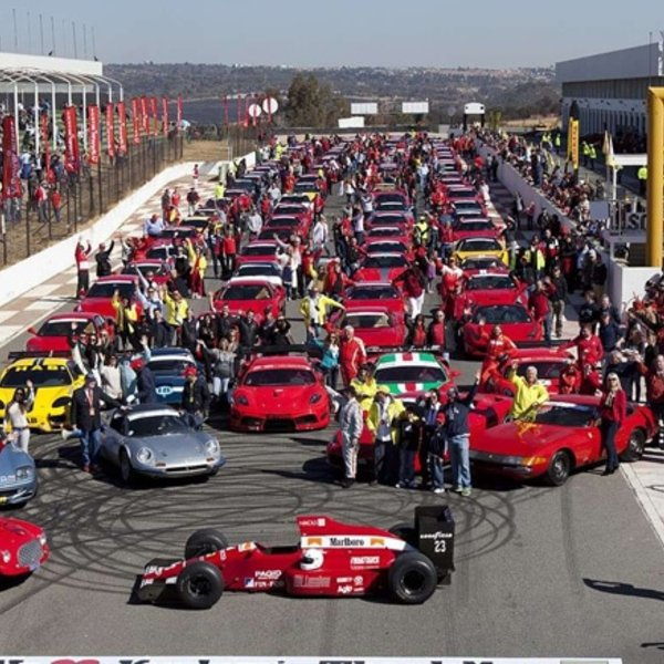 Cars talk feature: Kyalami race track this weekend.