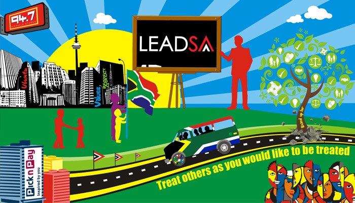 Lead SA :The Kay Mason Foundation.