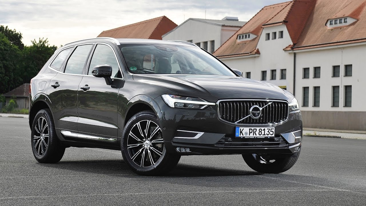 Cars with Jacob:  Volvo xc60.